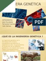 Ingeniera genética