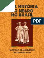 Uma Historia Do Negro No Brasil