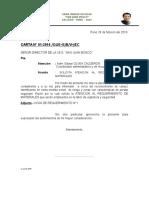 Carta 1solicita Entrega de Obra