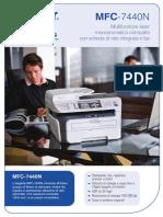 MFC 7440N Brochure En