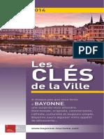 Les Clés de La Ville - Bayonne