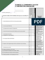 adjunct evaluation clean