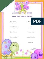 Guion Teatral Grupal
