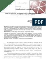 A Polifonia Formadora Do Carimbó Nas Representações de 0101-9074-His-34!01!00241
