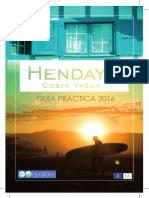 Guide Tourisme Hendaye