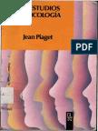 LIBRO Jean Piaget - Seis Estudios de Psicologia