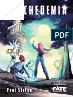 Psychedemia o a World of Adventure for Fate Core (7824570)