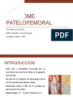 Sindrome Patelofemoral