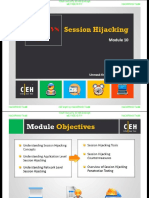CEHv9 Module 10 Session Hijacking (1)