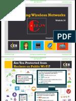 CEHv9 Module 14 Hacking Wireless Networks (1)