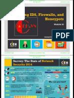 CEHv9 Module 16 Evading IDS, Firewalls, And Honeypots (1)