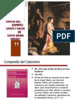 11 JESUCRISTO NACIÓ DE LA VIRGEN MARÍA.ppt