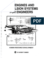 Jet Engine Propulsion Systems for Engineers