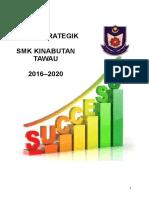 Perancangan Strategik SMK Kinabutan 2016-2020