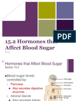 3-15 2 blood sugar hormones
