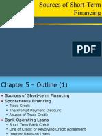 ST Financing