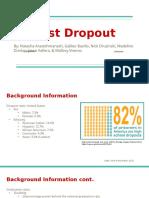 the last dropout presentation