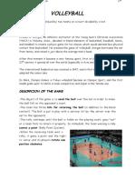 Volleyball 2º ESO