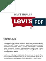 Levis Presentation
