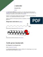 Wikipedia Clasificacion de Los Acidos Grasos