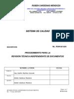 Revision Tecnica de Documentos