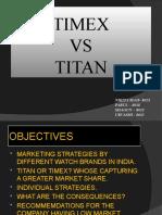 Titan vs. Timex