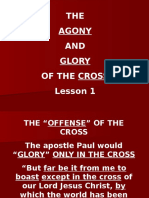 Agony and Glory P. P. Lesson 1