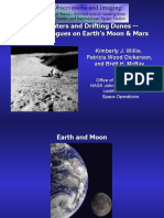 Canyons, Craters and Drifting Dunes -Terrestrial Analogues on Earth's Moon & Mars