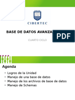 BDAI Sesion01 Base de Datos Filegroups Esquemas