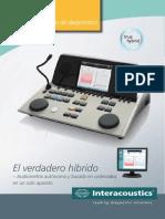 Folleto AD629 ESP