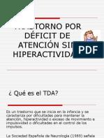 Power Deficit Atencional S-hiperactividad