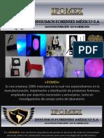 2016 Catalogo Ifomex