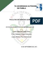 Benemérita Universidad Autónoma de Puebla Practica 3