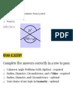 unit 5 khan academy