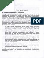 Control de Lectura - Heidegger (SuZ 1-8) - A