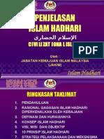 ISLAM HADHARI-JAKIM