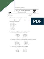 Guía de Estudio Matemáticas i