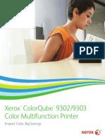 Colour Qube 9301-9302-9303