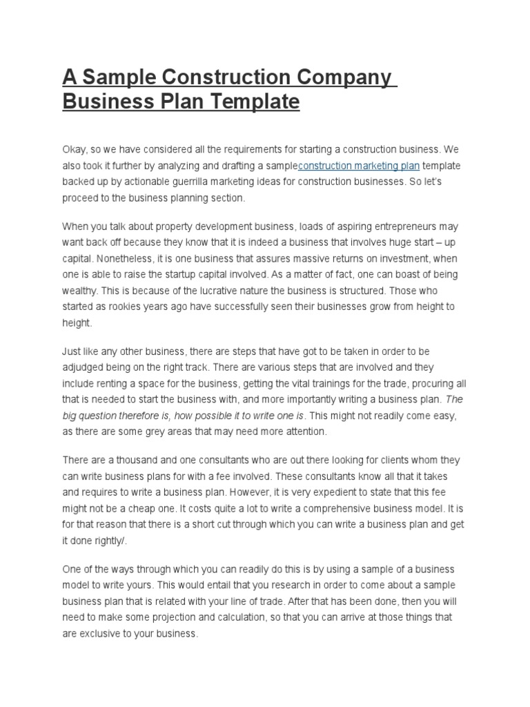 comprehensive business plan sample Sample full service restaurant business plan gain insights and ideas for creating your own restaurant business plan by referring to our sample restaurant business.