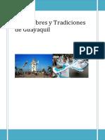 Costumbres y Tradiciones de Guayaquil