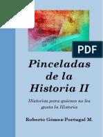 Pinceladas de La Historia II