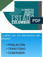 Diapositivas Sociales Estructura Del Estado