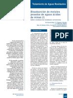 Bioadsorción de metales pesados en aguas.pdf