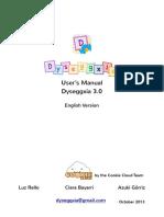 Dyseggxia Piruletras User Manual