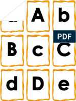 Alphabet-2 ( Small)