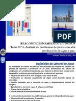 Tema Nº 5. Control de Agua y Gas 2-2014