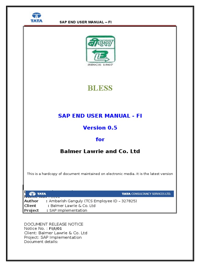 fi end user manual ver 0 8 debits and credits cheque rh es scribd com sap user manual for accounts payable sap user manual for costing run