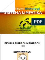 histologi - limfatika