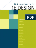 100 Principles of Game Design