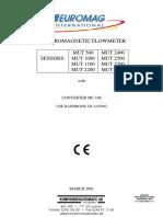 Flow Meter Manual